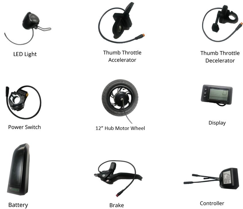 electric motor kits