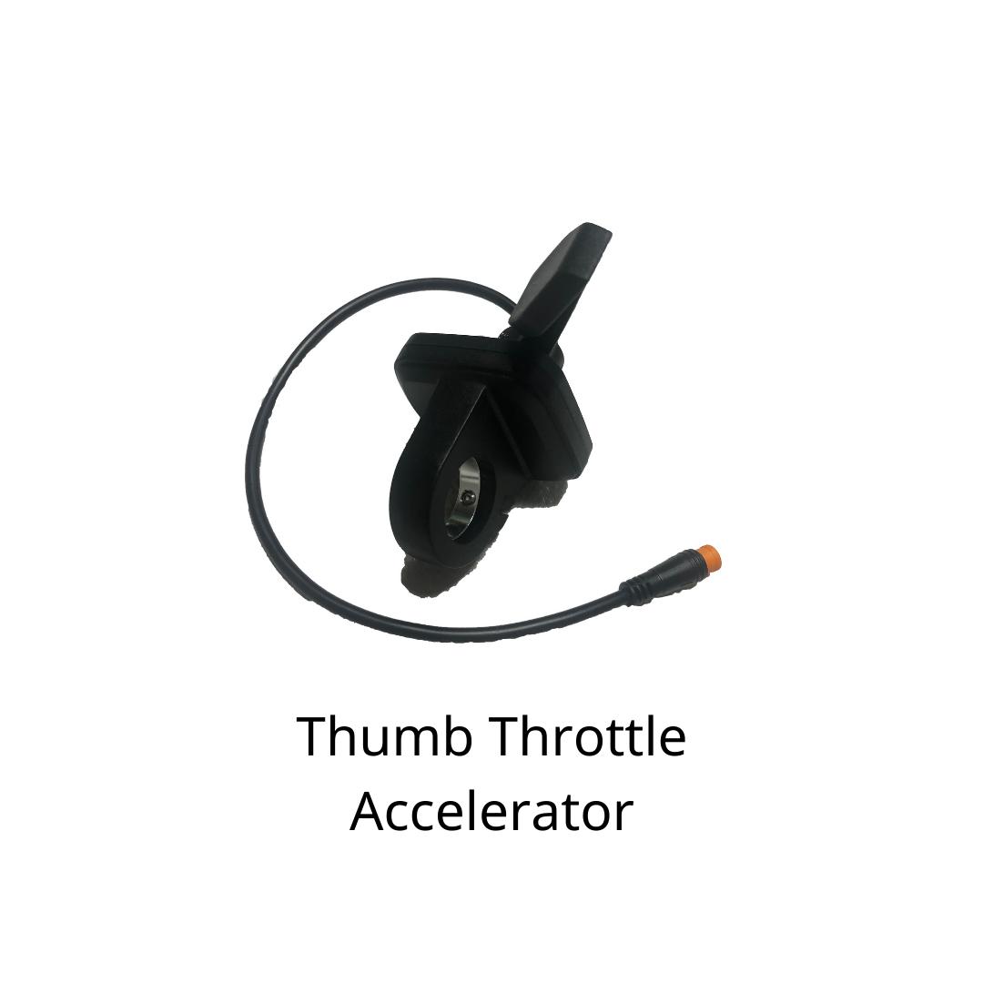 Thumb Throttle Accelerator
