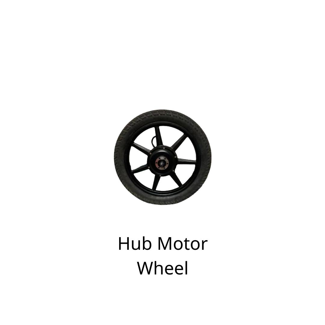 16 inches Hub Motor Wheel