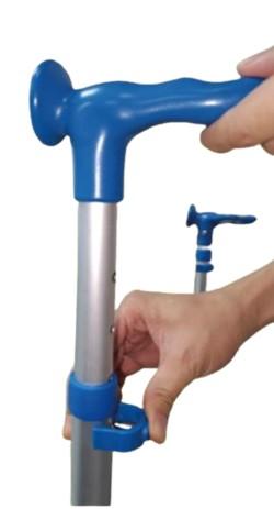 Height adjustable handles