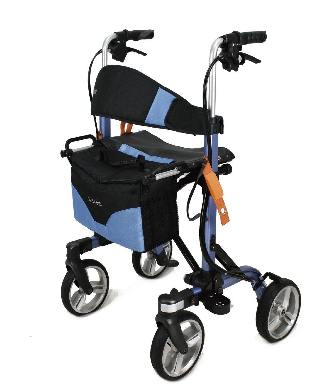 Rollator-Move XU (blue)
