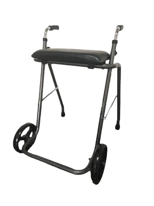 Steel Walker with Seat