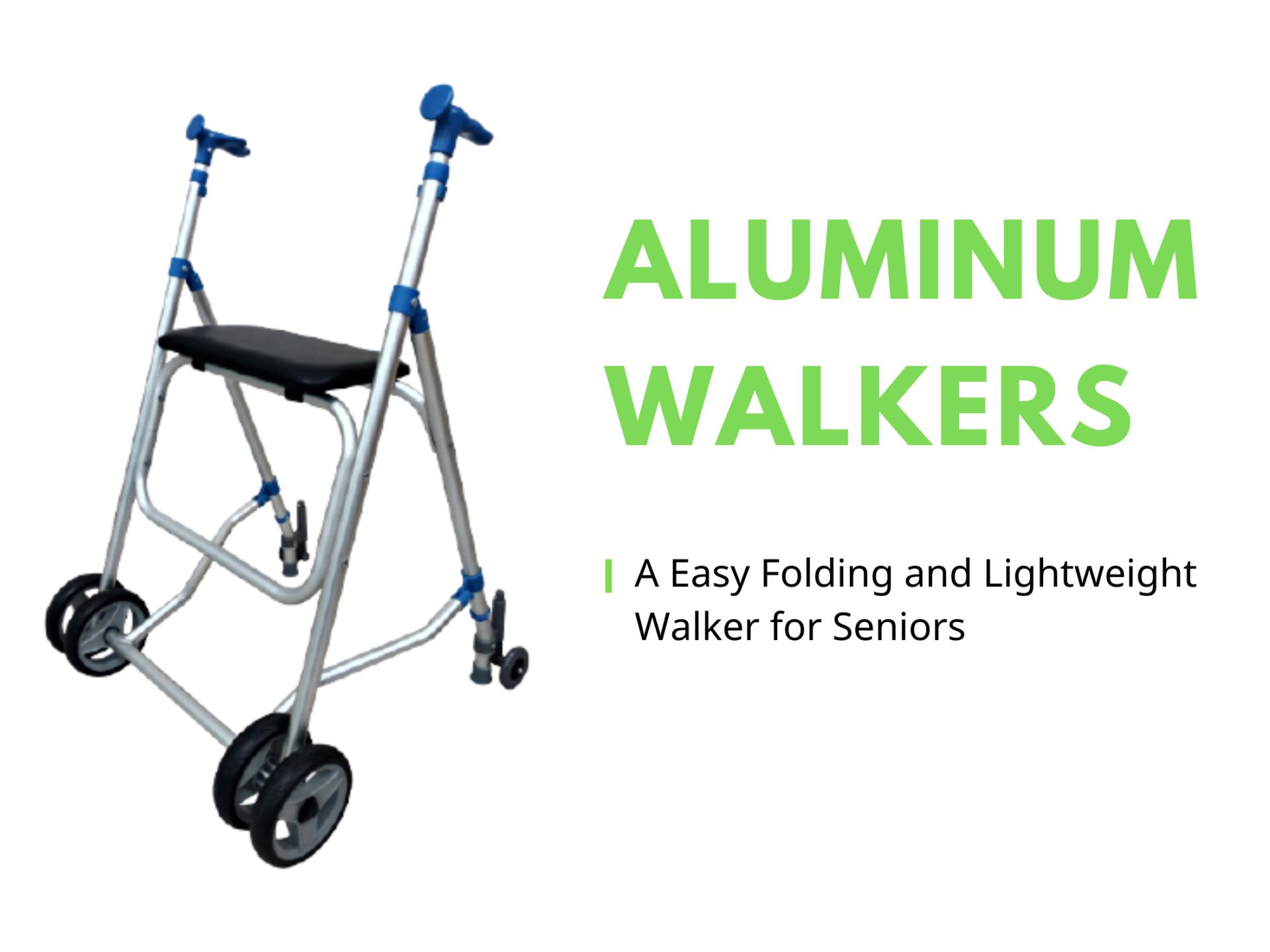 Aluminum Walkers