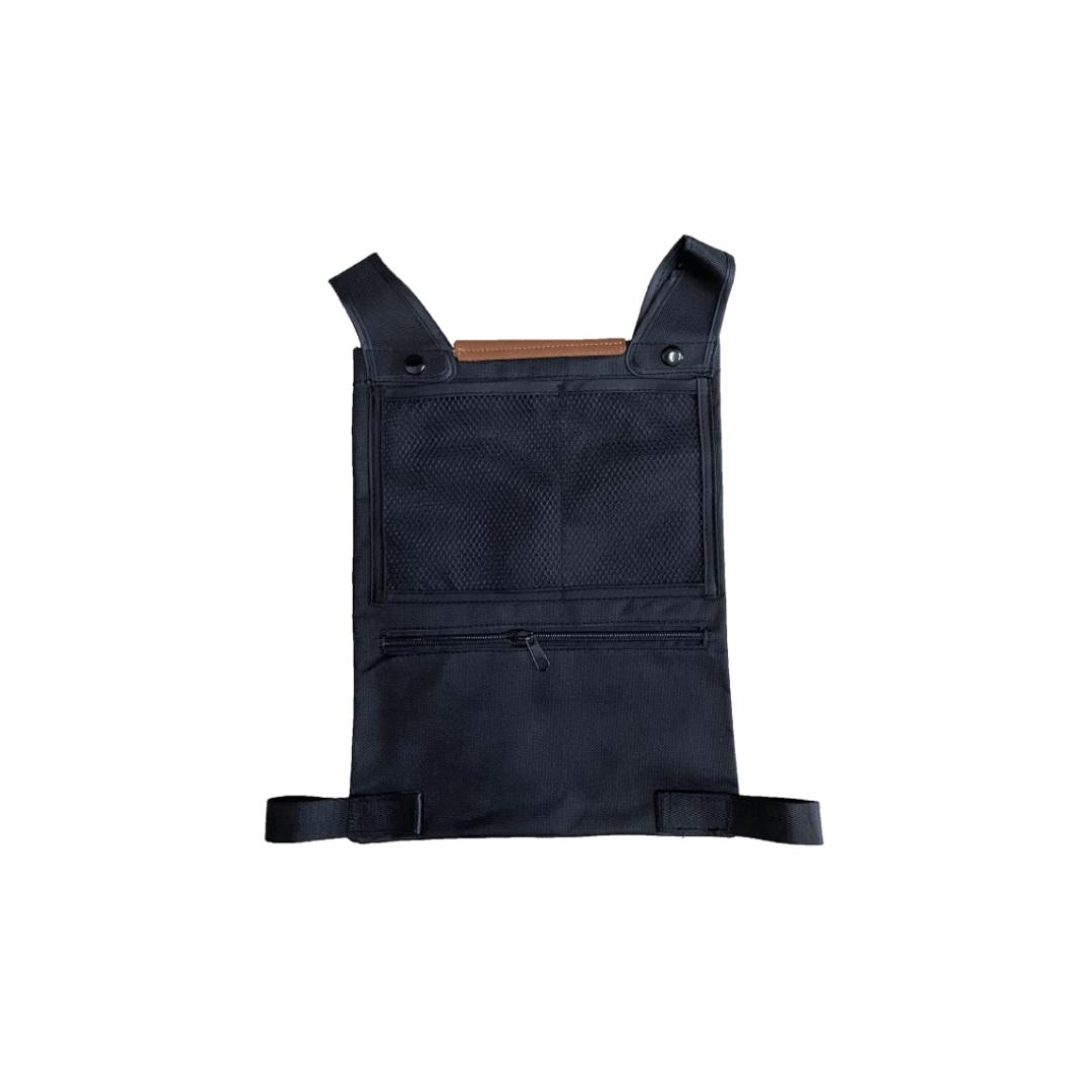 back of storage bag